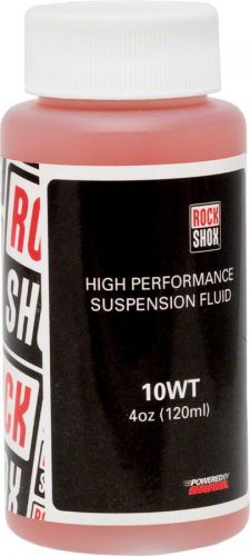 Вилочное масло ROCK SHOX  Suspension Oil Pitstop W10 120ml