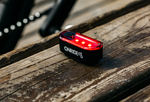 Задняя Мигалка ONRIDE Flicker USB, 60 люмен