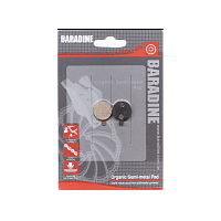 Дисковые Колодки Baradine DS-23 для Alhonga Mechanical, Zoom DB250/300/450/550