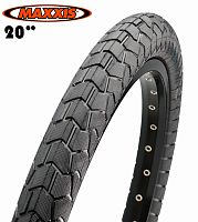 "Покрышка Maxxis Ringworm, 20"" x 1.95"", 60TPI, 70a (TB29459000)"
