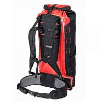 Гермомешок-рюкзак ORTLIEB Gear-Pack black-red 40 л