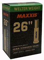 Камера Maxxis Welter Weight 26x1.5/2.5 AV L:48мм (EIB00137100)