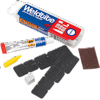Латки Weldtite для резины Cycle Puncture Repair Kit