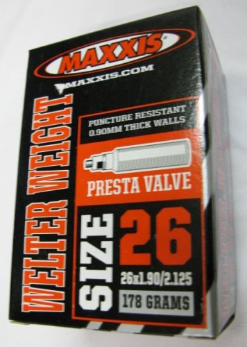 Камера Maxxis Welter Weight (IB63464200) 26x1.90/2.125 FV Presta