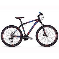 Велосипед Drag 26 ZX3 Team XL-22 Black Blue Red 2016-2